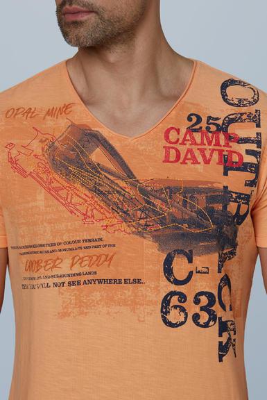 Tričko CCG-2003-3703 desert orange|M - 4