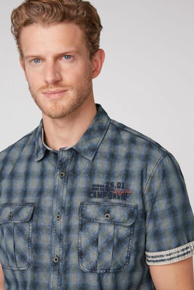 Košile CCG-2012-5675 wild khaki/black|XXL - 4