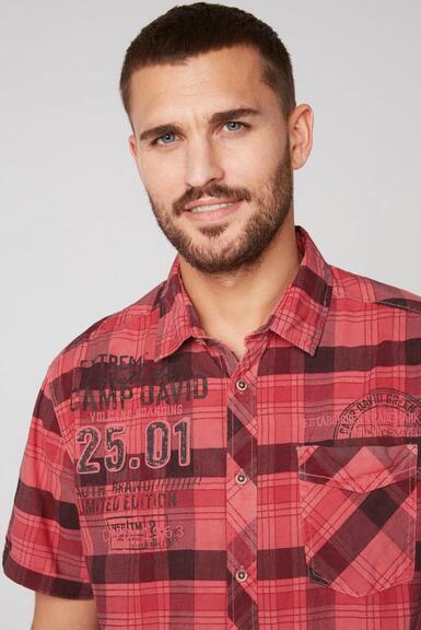 Košile CCG-2012-5676 powder red|L - 4