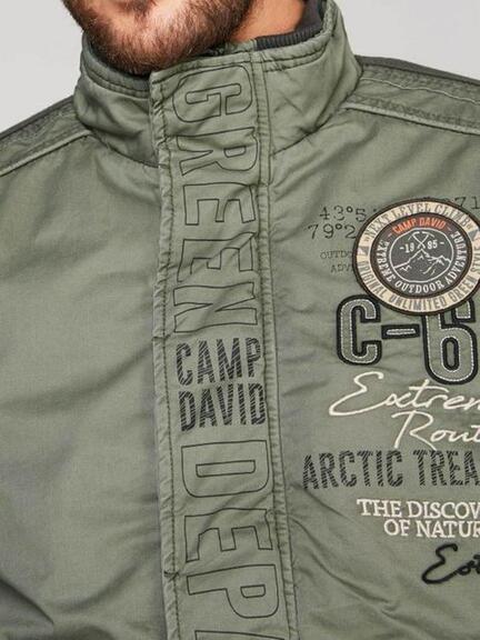 Bunda CCG-2055-2368 medium khaki|L - 4
