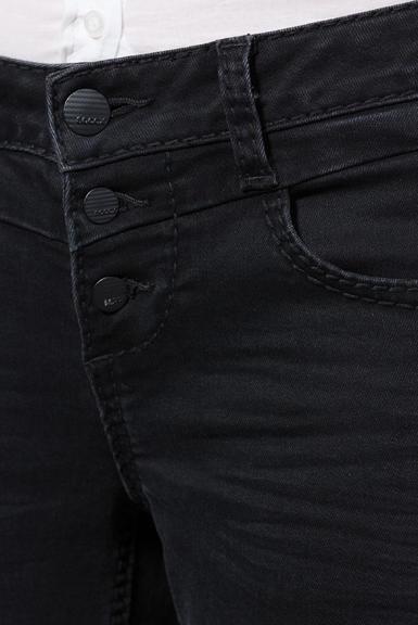Džíny SDU-1955-1296 dark grey velvet|30 - 4