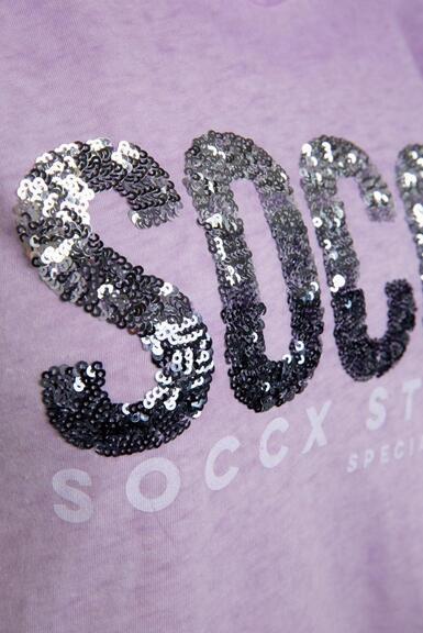 Tričko Sp2100-3398-33 lavender sky M - 4