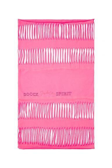 Šátek SP2155-8347-54 knockout pink|0 - 4