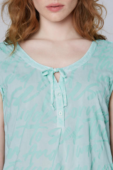 Blůza STO-2003-5827 bright mint|XS - 4