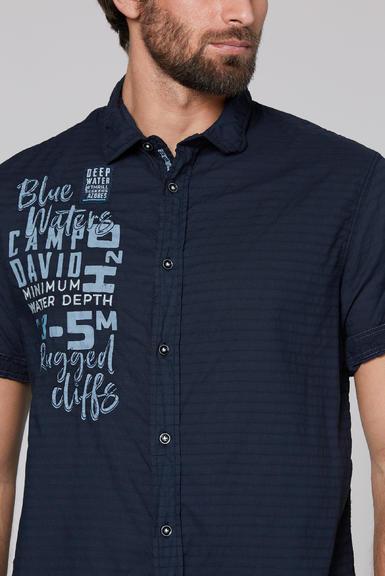 Košile CCB-2004-5678 blue navy|XL - 4