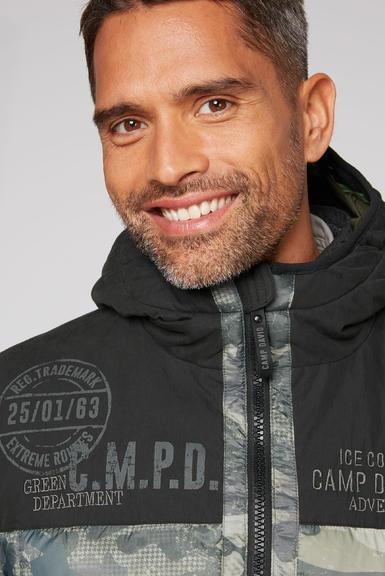 Péřová bunda CCG-2055-2362 khaki|XL - 4