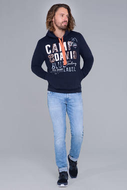 sweatshirt wit CCU-1955-3014 - 4/7