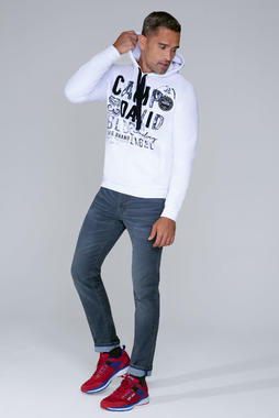 sweatshirt wit CCU-1955-3014 - 4/7