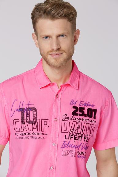 Košile CCU-2000-5548 neon pink|XXL - 4
