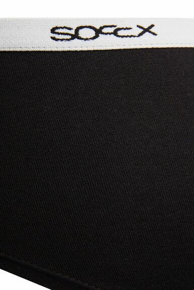 Kalhotky SCU-9999-8894 black-black|XS - 4