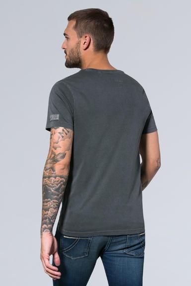 tričko ccu-1900-3953 black|S - 4
