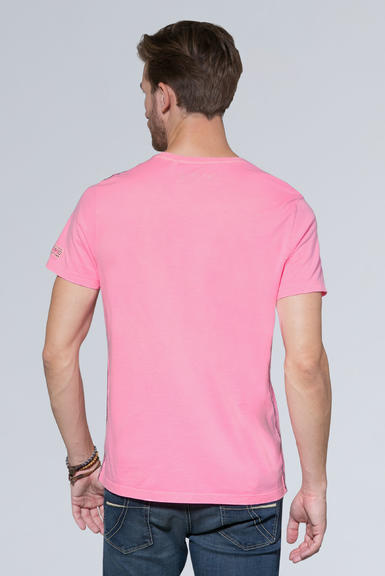 tričko ccu-1900-3953 neon pink|S - 4