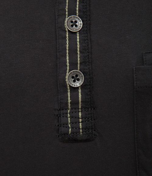 Tričko CCB-1709-3738 black|XXL - 4