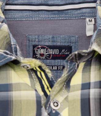 shirt 1/1 chec CCB-1709-5752 - 4/7
