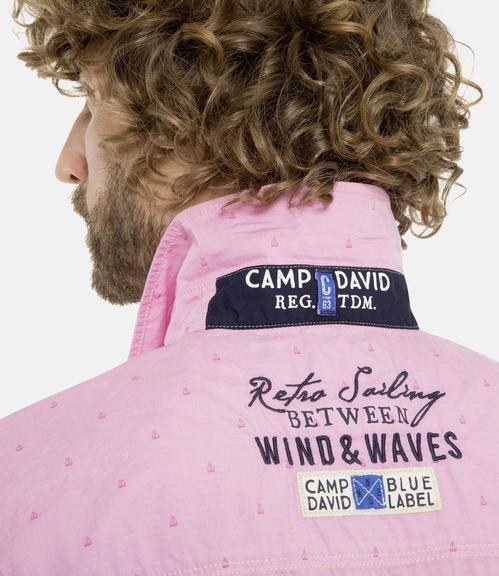 košile CCB-1901-5096 cool light pink|XL - 4