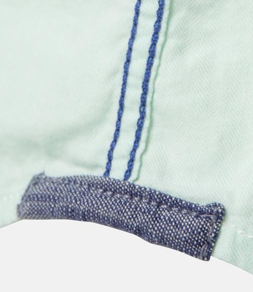Košile CCB-1901-5098 mint leaf|XL - 4