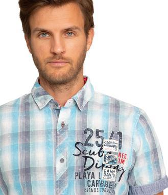 shirt 1/2 chec CCB-1904-5378 - 4/5