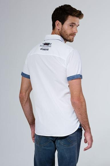 Košile CCB-1907-5838 Opticwhite|M - 4