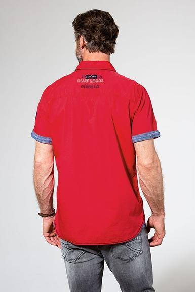 Košile CCB-1907-5838 Royal Red|M - 4