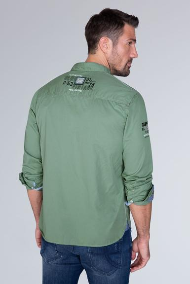 Košile CCB-1909-5030 Ocean Green|S - 4