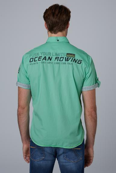 Košile CCB-1912-5429 azure|S - 4