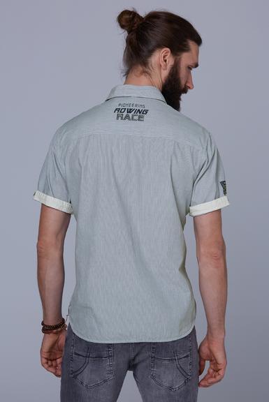 Košile CCB-1912-5430 opticwhite|S - 4
