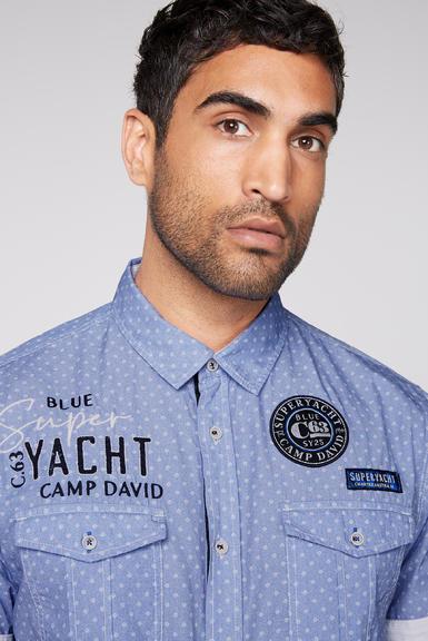 Košile CCB-2006-5079 Blue Dawn|XXL - 4