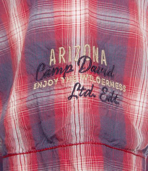 Košile CCG-1902-5395 big red|S - 4