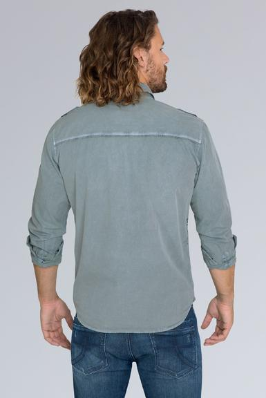 Košile CCG-1908-5064 fog blue S - 4