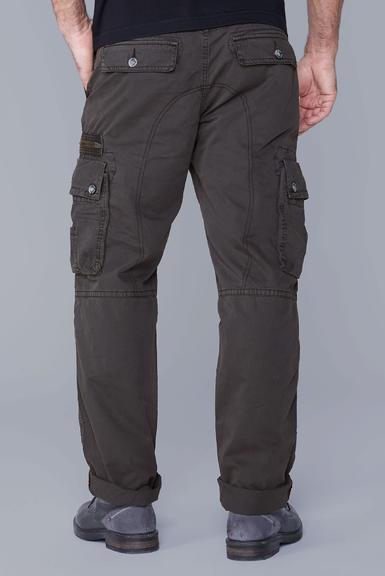 Kalhoty CCG-1911-1359-1 Mud|31 - 4