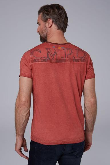 Tričko CCG-1911-3450 Rust|S - 4