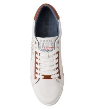 canvas lace up CCU-1855-8492 - 4/5