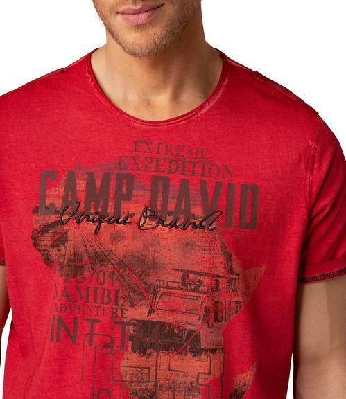 Tričko CCU-1900-3712 Red|M - 4