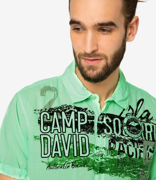 Košile CCU-1900-5991 neon green|XL - 4