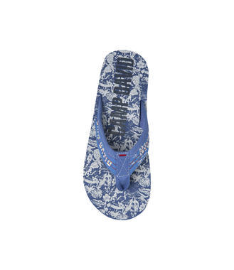 beach slipper CCU-1755-8202 - 4/5