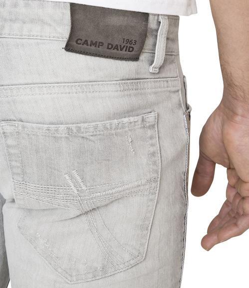 Džíny CDU-1900-1420 L34 grey used|33 - 4