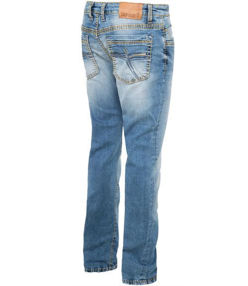 světle modré džíny 32 - 4