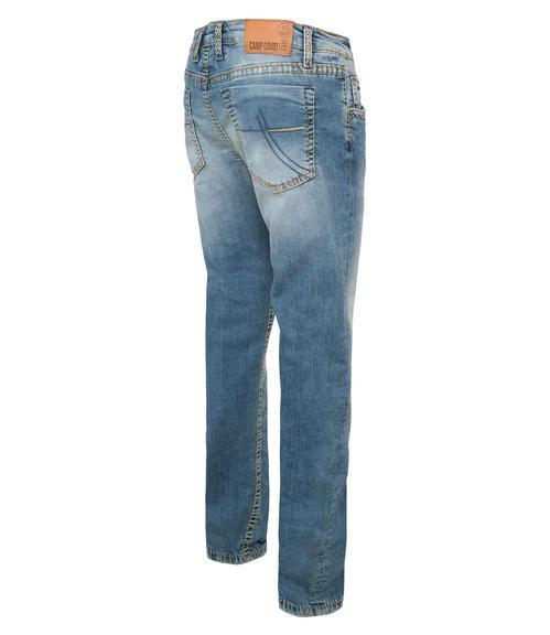 Světle modré džíny CDU-9999-1195|40 - 4