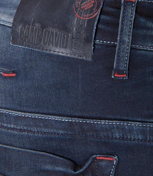 Džíny Comfort Fit CDU-9999-1941 dark blue vintage|33 - 4