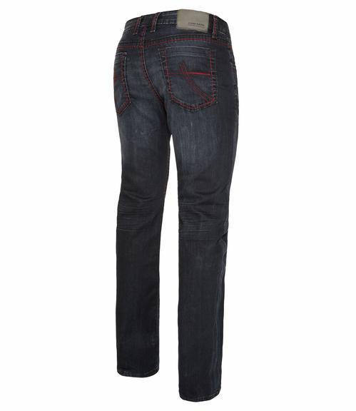 Černé džíny Bootcut CDU-9999-1971 33 - 4
