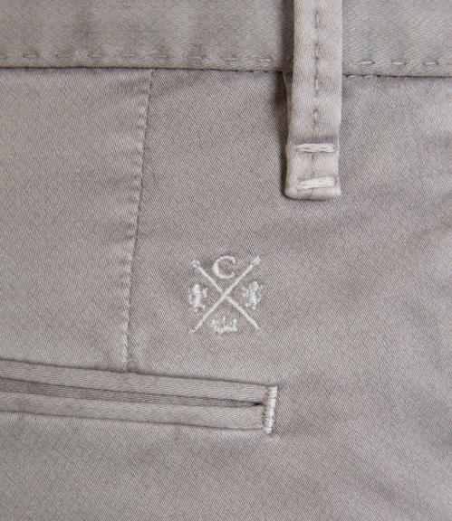 Šortky CHS-1602-6049-1 slate grey|54 - 4