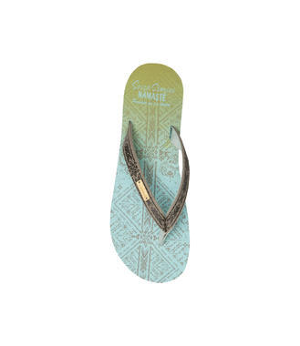 beach slipper SCU-1755-8190 - 4/5