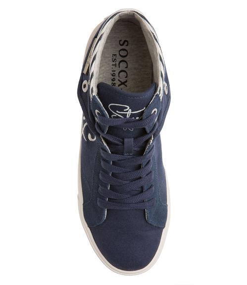 Tenisky SCU-1855-8176 blue soul 36 - 4