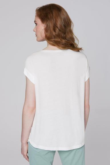 Tričko SCU-2000-3370 Cotton White L - 4