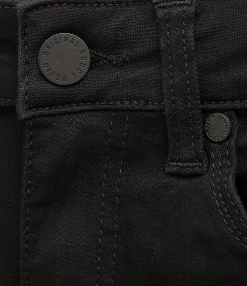 Strečové Džíny Comfort Fit SDU-9999-1700 Black|33 - 4