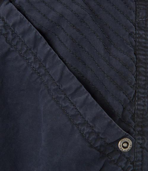 tmavě modré kraťasy Soccx Tropical Traveler|L - 4