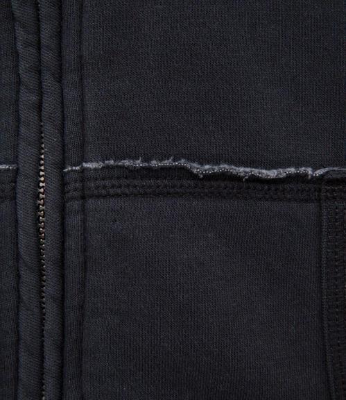 Mikina SPI-1709-3619 dusty black|M - 4