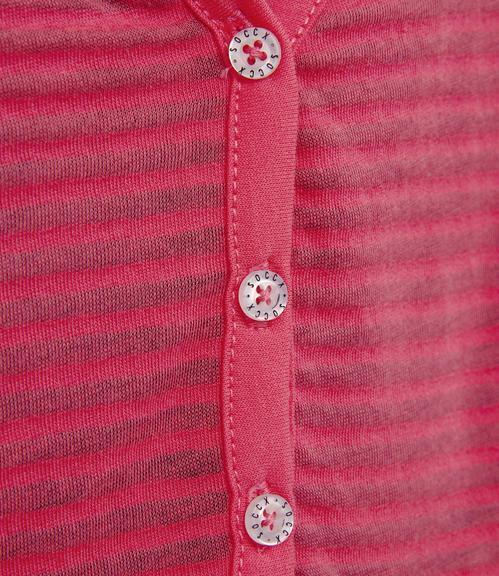 tričko SPI-1804-3208 pink coral|M - 4