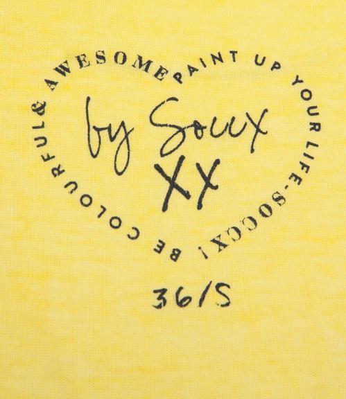 Tílko SPI-1855-3377 bleached yellow|S - 4