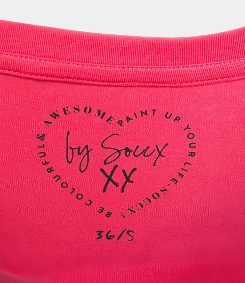 Tričko SPI-1900-3863-3 sweet pink|M - 4